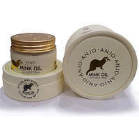 Крем для лица с норковым маслом Anjo Professional Mink Oil Cream 70 мл