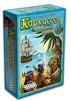 Настольная игра Каркассон. Южные моря (Carcassonne: South Seas)
