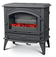 Чугунная печь на угле Dovre 760 GK  - 11 кВт, фото 1