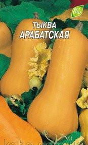 Насіння Гарбуз Арабатська 2г, ТМ Врожай