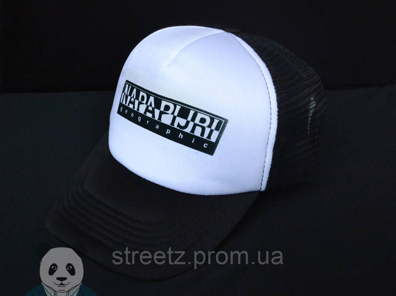 Кепка тракер Napapijri Trucker Cap