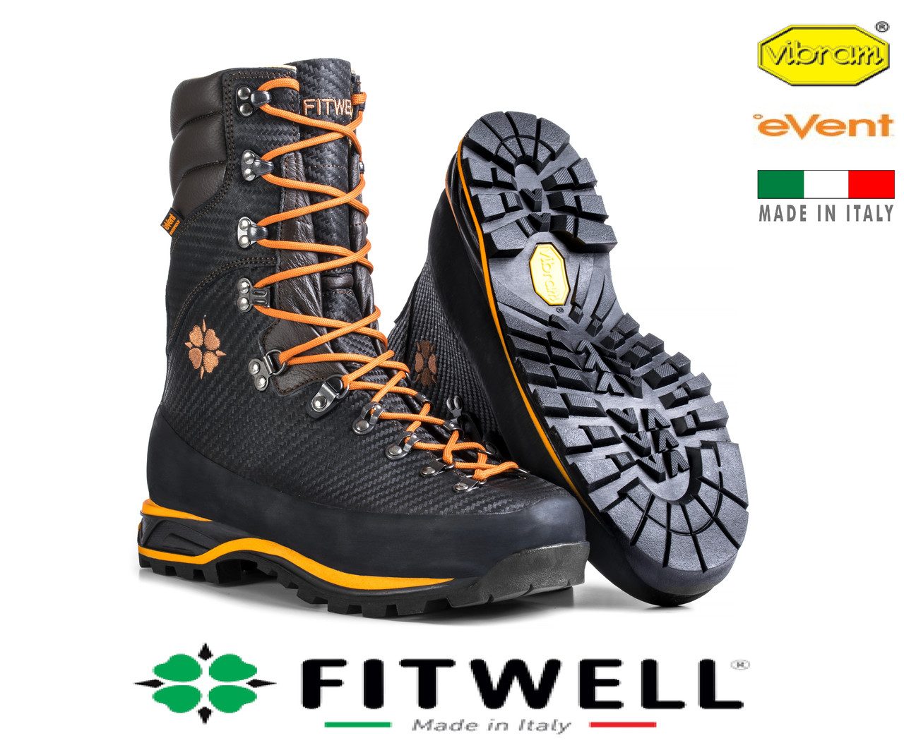 Ботинки для охоты FITWELL SPINONE