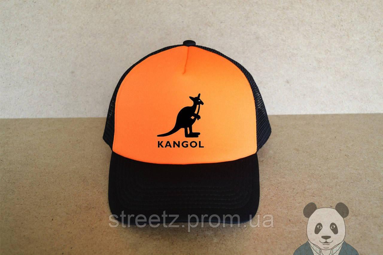 Кепка тракер KANGOL