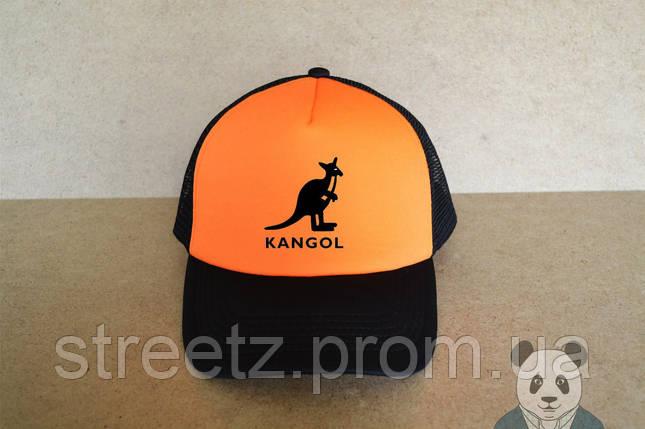 Кепка тракер KANGOL, фото 2