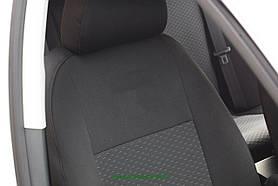 Чехлы салона Audi A4 (B6) с 2000-04 г, /Черный
