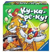 Настольная игра Ravensburger Кукареку (21104)