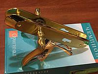 Ручка на входную дверь(Чемпион)P9005-H1168/GP/BRG