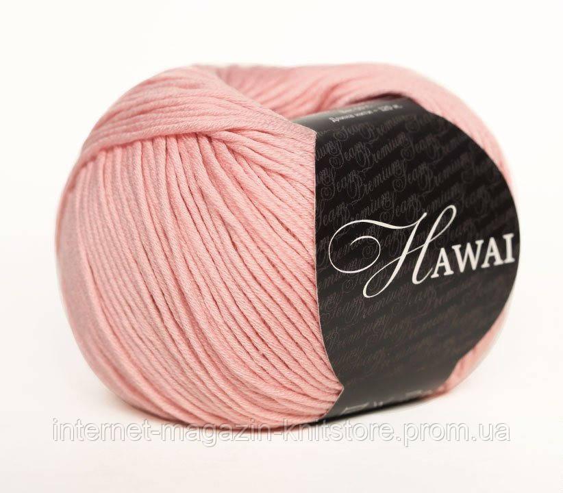Пряжа Сеам Hawai Розовый