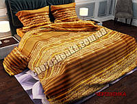 """Двуспальный набор постельного белья Бязь """"Gold"""" №2009"""