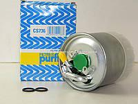 Топливный фильтр (под датчик воды) на Мерседес Спринтер 906 2.2CDI(OM646LA) 3.0CDI  2006-> PURFLUX - CS736