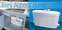 КАНАЛИЗАЦИОННАЯ УСТАНОВКА SANIACCESS ® pump (ванна, душ, умывальник)
