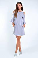 Стильное платье женское летнее легкое
