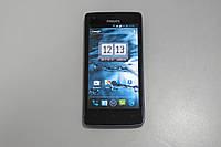 Мобильный телефон Philips Xenium W737 Dual Sim Navy Blue (TZ-1475B)