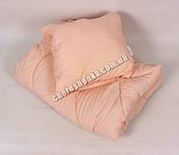 Детское одеяло с подушкой микрофибра/холлофайбер 2101