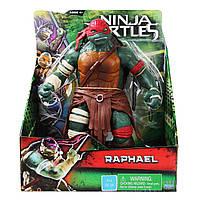 ! Уценка ! Большая фигурка Рафаель 27см из к\ф 2014 года  - Raphael, TMNT2014, 11 Inch, Playmates