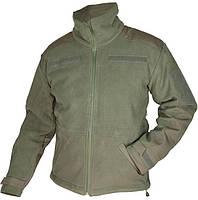 Куртка флисовая ветронепродуваемая MilTec Windproof Olive 10856101