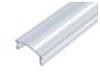 Рассеиватель для LED-профилей матовый (поликарбонат)