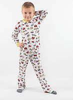 Красивая пижама для  мальчиков (размер 104 - 128), фото 1