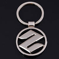 Брелок на ключи с логотипом Suzuki