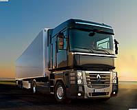 Ремонт карданного вала грузовика Renault Magnum