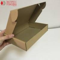 Коробка картонная 240 х 170 х 50 мм, самосборная .