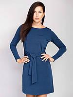 Теплое  женское платье Саваж, 50-52р