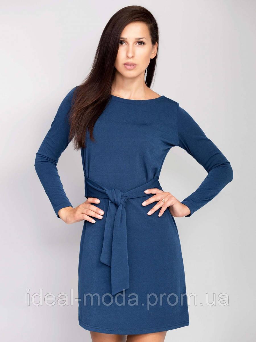 3d7a9b22348 Теплое женское платье Саваж