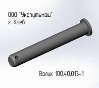 Валик 100.40.013-1