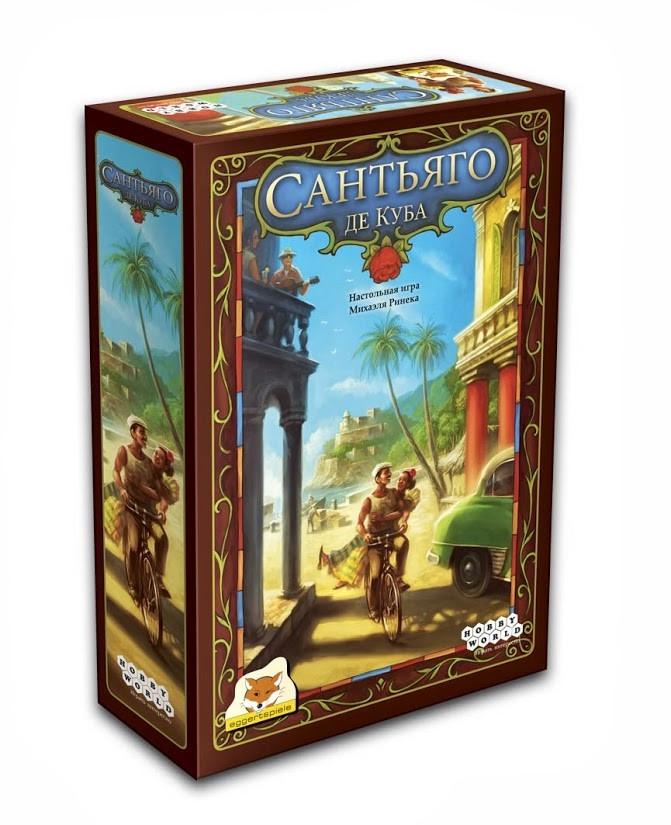 Настольная игра Сантьяго-де-Куба (Santiago de Cuba)