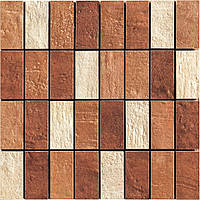 Плитка для пола и стены Zeus Ceramica Cotto Classico мозаика mix 325х325 (MRAX-MIX)