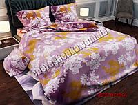"""Двуспальный набор постельного белья Бязь """"Gold"""" №2010 (50*70)"""