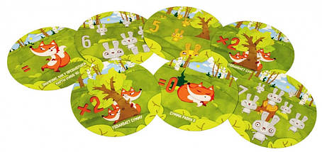 Настольная игра Храбрые зайцы, фото 3