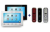 Видеодомофон + Панель вызова (AVD-710M NEW + AVP-NG110)