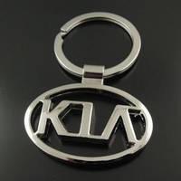 Брелок на ключи с логотипом - KIA