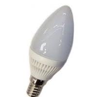 Лампа Lemanso LED C37 E14 4,2W 380LM 4500K мат. / LM321
