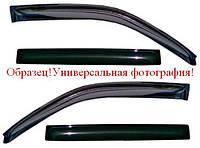 Дефлекторы окон (ветровики) Acura MDX II 2007-2013 (Акура МДХ) Tuning Auto