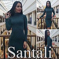 Женское платье гольф у-45032538