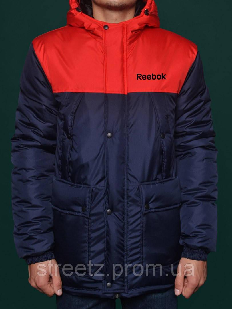 Парка зимняя Reebok Winter Parka Jacket