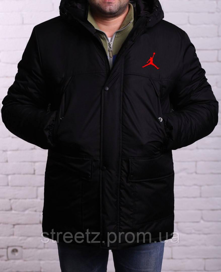 Парка зимняя Jordan Winter Parka Jacket