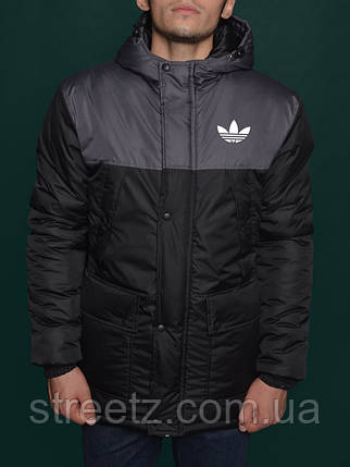 Парка зимняя Adidas Originals Winter Parka Jacket, фото 2