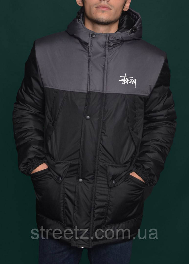 Парка зимняя Stussy Winter Parka Jacket