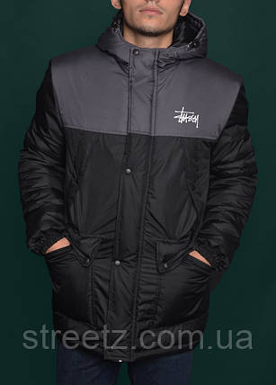 Парка зимняя Stussy Winter Parka Jacket, фото 2