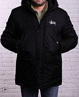 Парка зимняя Stussy Winter Parka Jacket