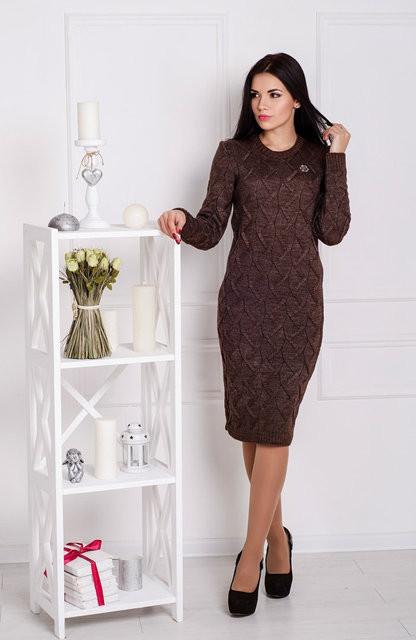 Зимнее платье недорого