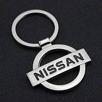 Брелок на ключи с логотипом - Nissan