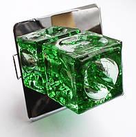 Светильник точечный CL-803 JC, зеленый