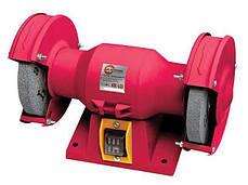 Станок точильный настольный с двумя шлифкругами 350 Вт, 2950 об/мин, 200х20х16 INTERTOOL DT-0820