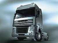 Ремонт карданного вала грузовика DAF(XF,CF,LF)