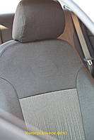 Чехлы салона Opel Movano (1+2) с 2010 г, Темн.серый EMC 444В218- евро