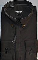 Мужская рубашка приталенная DESIBELL